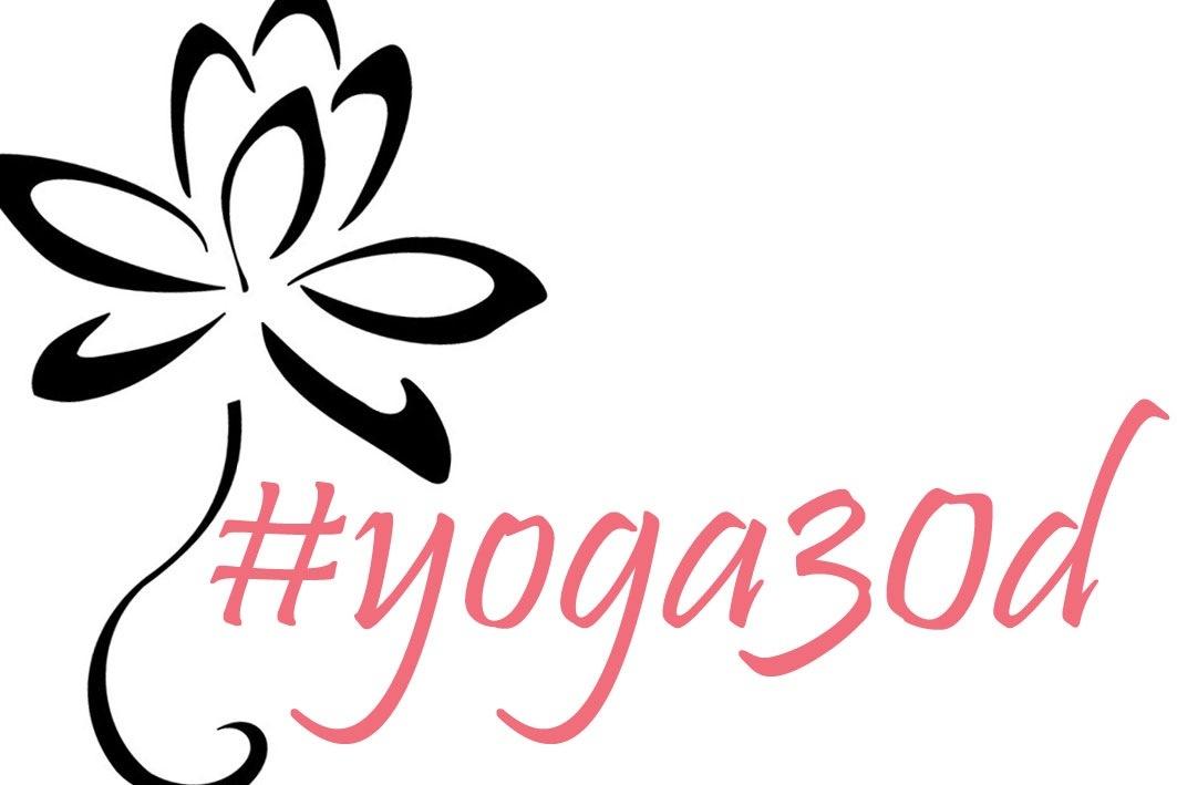 Mina 30 dagars yoga i #yoga30d